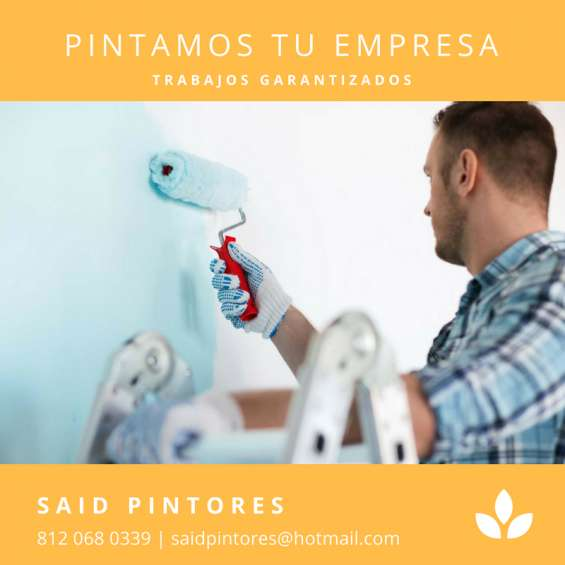 Pintamos tu empresa! said pintores