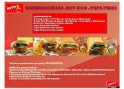 Servicio de Comida para Fiestas Eventos Taquizas Paella,Hamburguesas,Carnitas,Mixiotes