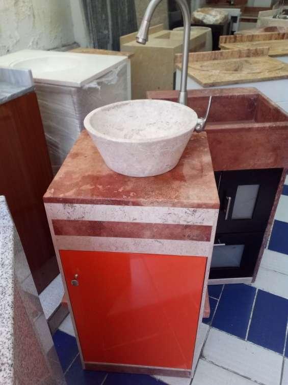 Lavabos preciosos en marmol a $ 499.00