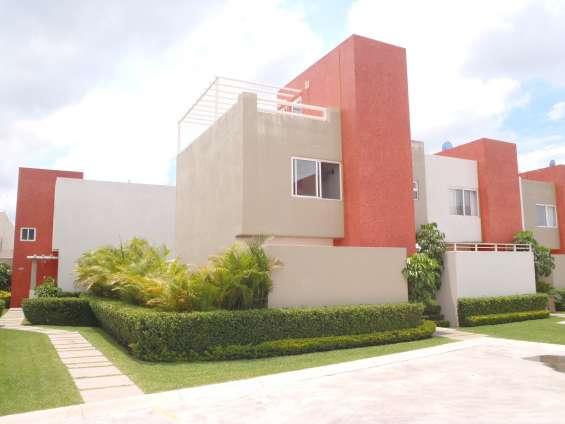 Preciosa casa con alberca en yautepec morelos