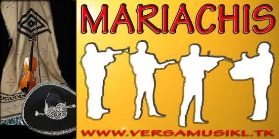 Mariachis para el d.f-mariachis guayacan