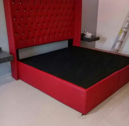 Fabricacion en y retapizado de muebles