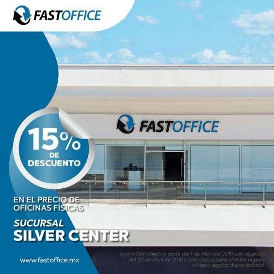 Espacios para oficina en plaza silver center, gran promoción!!