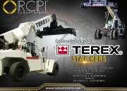 Refacciones para stackers Terex