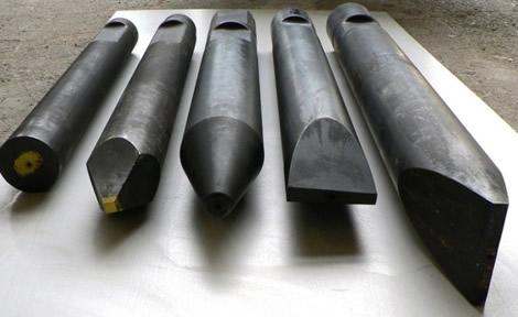 Punta para martillos (cincel, lápiz)