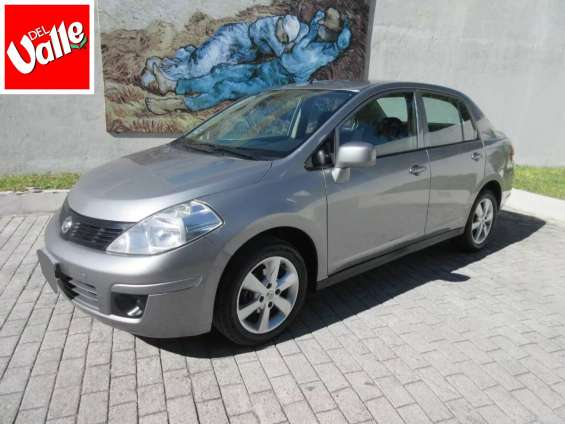 Nissan tiida advance 2014