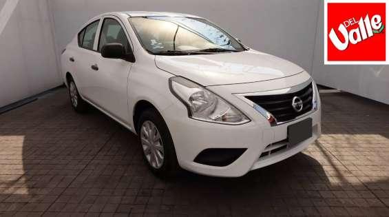Nissan versa advanve 2014