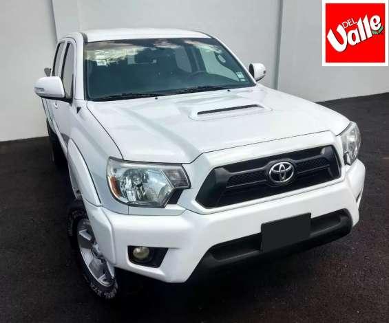 Toyota tacoma trd 4x4 2014