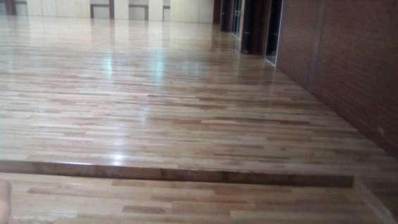 Madera para piso encino nacional 1ra uso en interiores