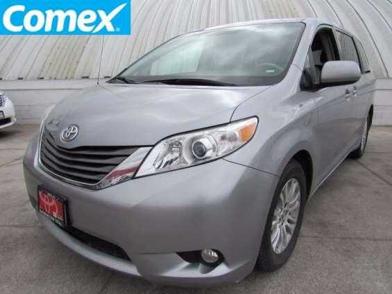 Toyota sienna año 2014 ¡tú mejor opción!