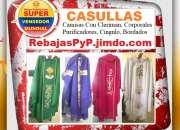 ? Fabrica, Ornamentos, CASULLAS, Corporales, Camisas Con Cleriman, Purificadores, Cingulo,