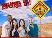 Aprende a manejar en Autoescuela Culiacán