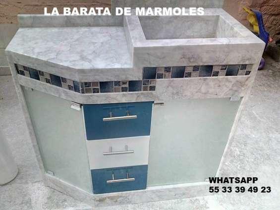 !!! mueble de baño en marmol !!!