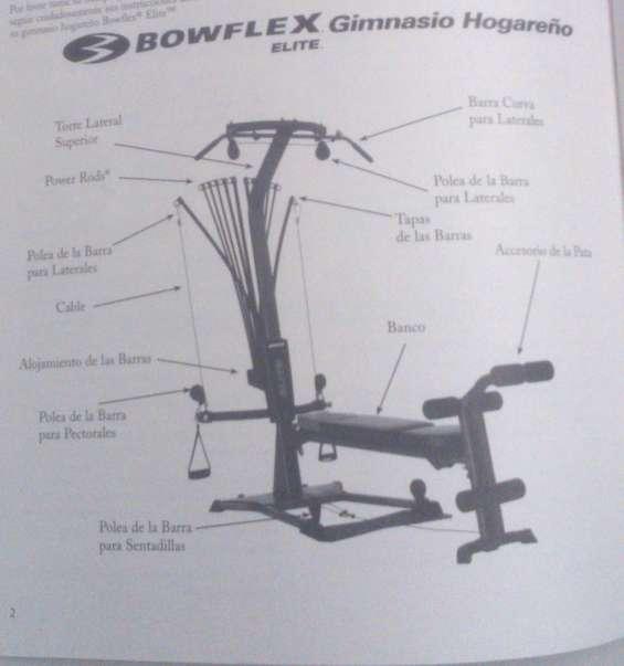 Bowflex desplegado