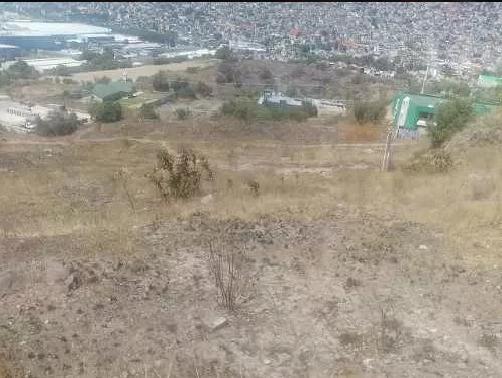 Terreno en san juan ixhuatepec