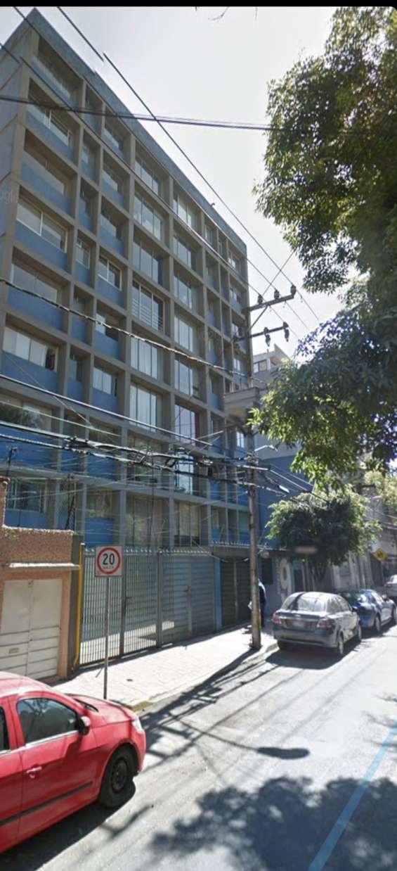 Departamento en renta san miguel chapultepec