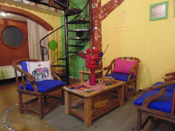 Hostal with all services included to the south of the cdmx; from $ 600mnx/night