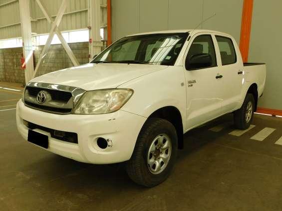 Toyota hilux año 2010 2009 2008