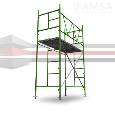 Venta de módulos de andamio para construcción