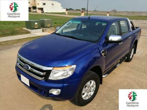 Ford ranger 2014 en venta