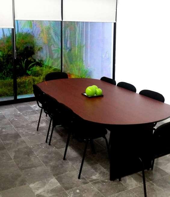 Sala de juntas paras tus reuniones de trabajo