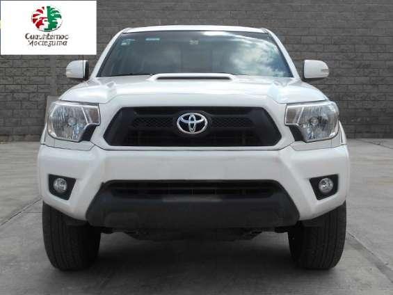 Toyota tacoma 2014 4x4