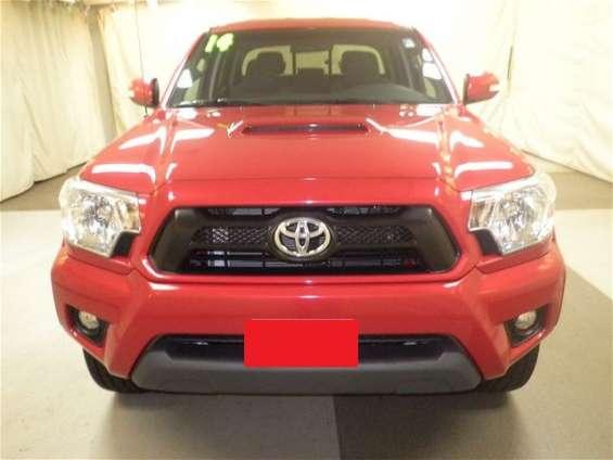 Toyota tacoma trd 2014 y otras