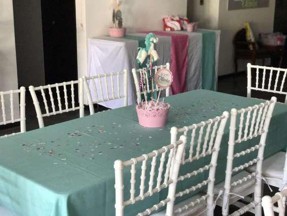 Banquetes baby shower