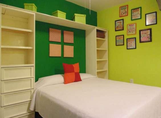 ¿cansado de los hoteles? hospédate en un mini departamento desde 5000/semana