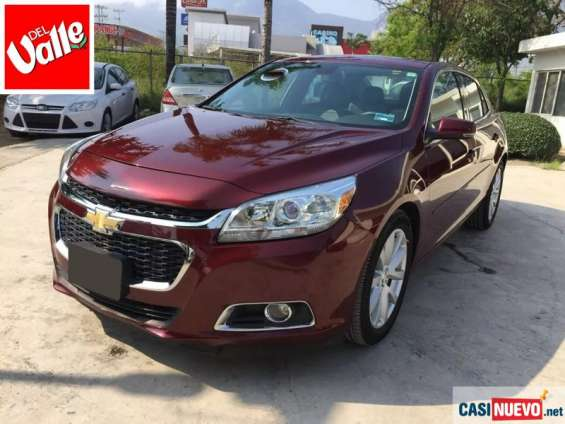 Impecable chevrolet malibu 2014