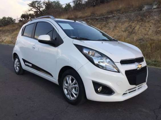Impecable chevrolet spark 2014