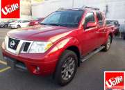impecable nissan frontier 2014