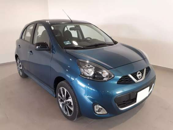 Impecable nissan march 2014