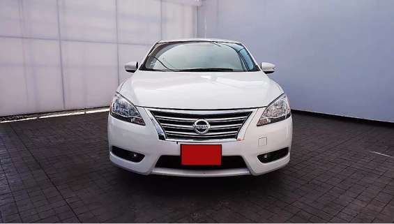 Impecable nissan sentra 2014