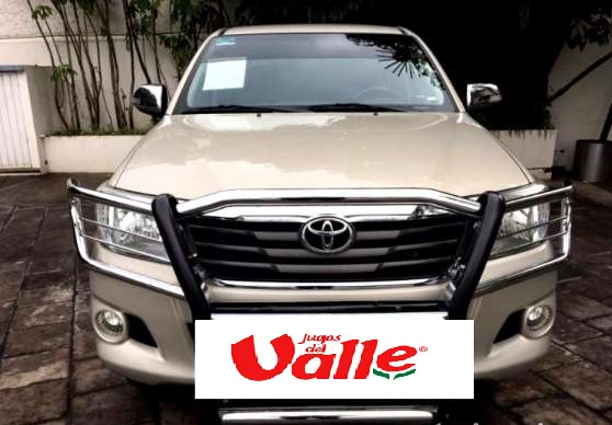 Impecable toyota hilux 2014