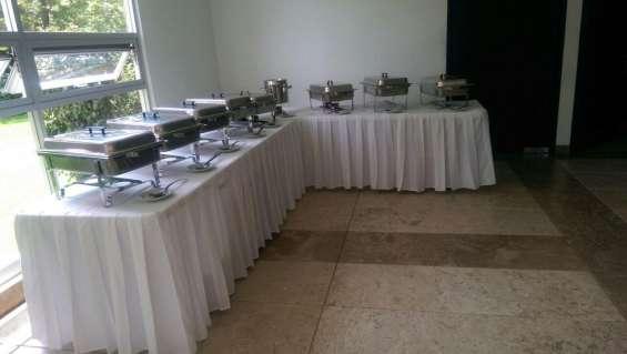 Banquetes para primera comunión