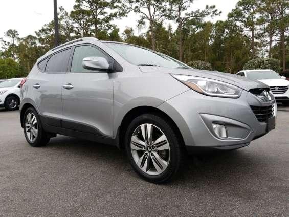 Hyundai tucson 2015 gris