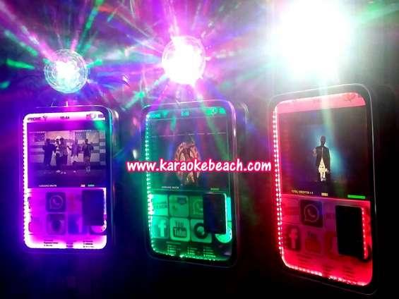 Karaoke beach rockolas en monterrey san nicolas guadalupe apodaca renta