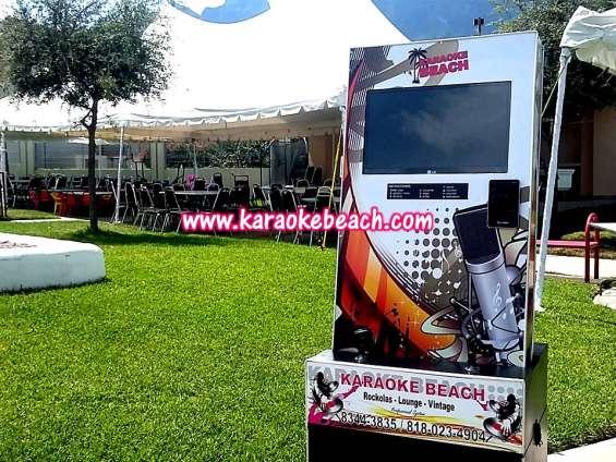 Karaoke beach rockolas & salas lounge para tu fiesta monterrey cumbres san jeronimo mitras