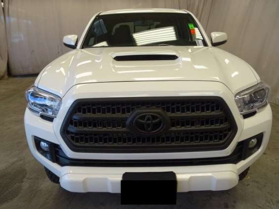 Toyota tacoma trd 2016 especial version