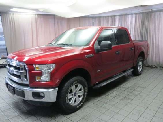 Ford f150 2014 doble cabina
