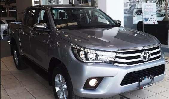 Toyota hilux 2.7 doble cabina