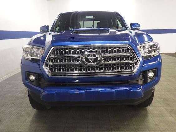 Toyota tacomas trd 2016 azul