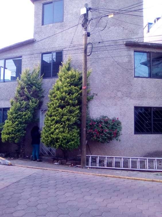 Se vende casa en unidad tv11 santiago tepalcatlalpan xochimilco