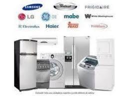 Reparacion de lavadoras frigidaire a domicilio