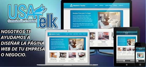 Sitios web profesionales