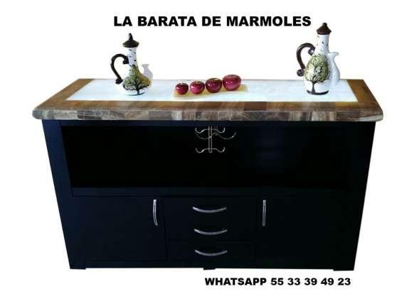 !!!! bufeteros con hermosa cubiera en onix !!!!