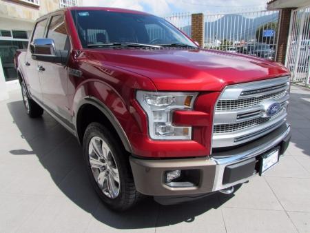 Grupo gamesa vende ford lobo platinum 4x4