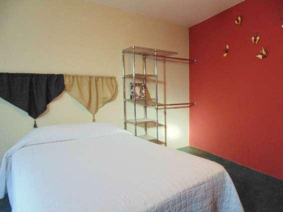 Suites amuebladas, excelente zona, rentas temporales