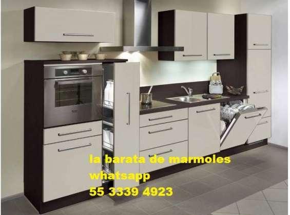 !!! cocinas integrales hermosas en coyoacan !!!